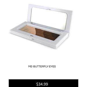 ME Butterfly Eyes Shadow Compact New Sealed